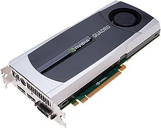 PNY VCQ6000-PB - Tarjeta gráfica (Quadro 6000, 6 GB, GDDR5, 384 bit, 2560 x 1600 Pixeles, PCI Express 2.0)