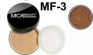 Mica Beauty Natural Mineral Makeup Loose Powder Foundation