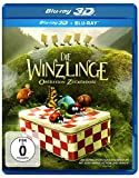 Die Winzlinge - Operation Zuckerdose (3D Blu-ray Disc + 2D Blu-ray)