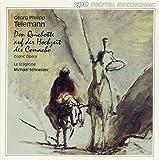 Telemann: Don Quichotte (Gesamtaufnahme)