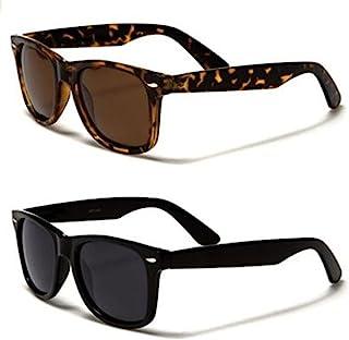 7e6f155c10 Retro Rewind Classic Polarized Wayfarer Sunglasses