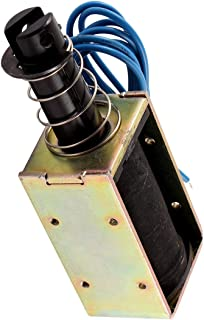 Aexit 10mm (Control electrical) 2000g 15mm 1000g 2-Wired Open Frame Solenoid (44ry165qf746) Electromagnet DC24 ν