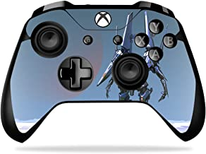 MightySkins Skin Compatible with Microsoft Xbox One X Controller - Tracker | Protective, Durable, and Unique Vinyl Decal wrap Cover | Easy to Apply, Remove, and Change Styles | Made in The USA