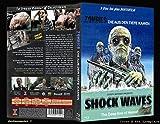 SHOCK WAVES - ZOMBIES DIE AUS DER TIEFE KAMEN Uncut Mediabook Limited Edition ( 666 Stück ) BLU-RAY + DVD Cover B incl. Nazi Zombie Bonusfilm