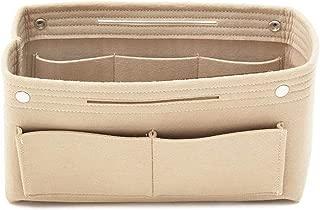 Women Handbag Organizer Bag Multi Pockets Felt Travel Bag Insert Liner Purse Organiser Travel Cosmetic Bag