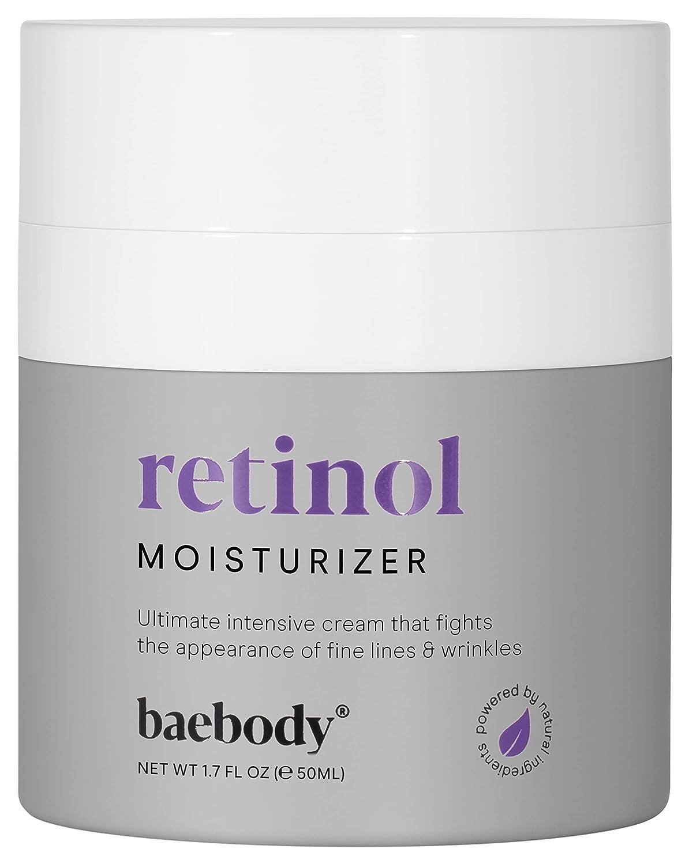 Baebody Retinol Moisturizer Cream for Décollet Indefinitely Spring new work Face Neck and