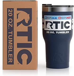 rtic glitter tumbler