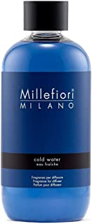 Millefiori Milano Ricarica DIFFUSORE A Stick 250ml Cold Water MOD. Mill.7REMCW ND