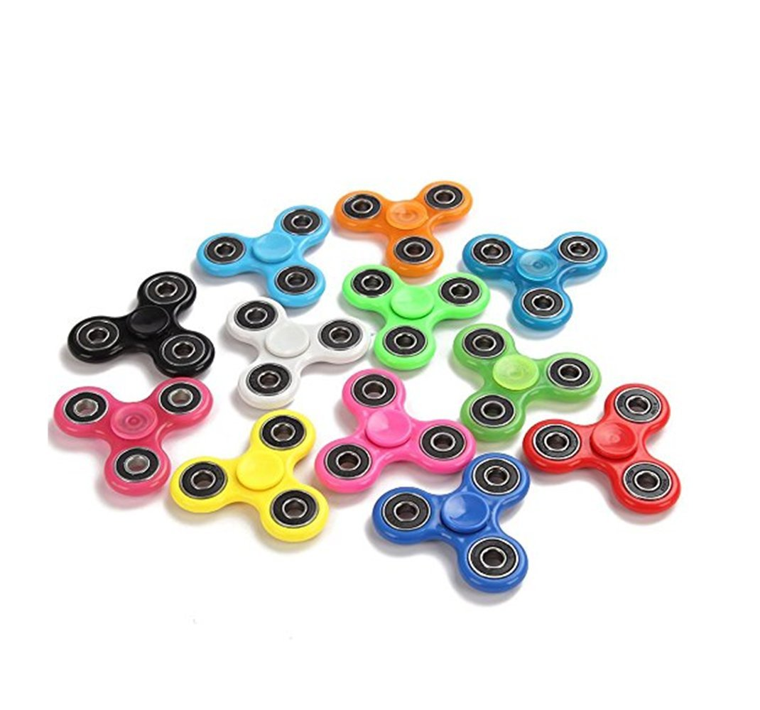 Fidget Spinners EDC Tri Spinner Wholesale