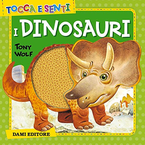 Tocca e senti i dinosauri