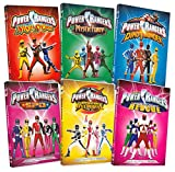 Power Rangers (Ninja Storm / Mystic Force / DinoThunder / S.P.D. / Operation Overdrive / Lightspeed Rescue) [Complete Series Collection]