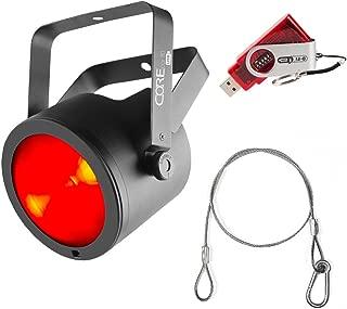 Chauvet COREpar 80 USB DJ COB Full Color Spectrum 80W LED Wash Light & D-Fi USB