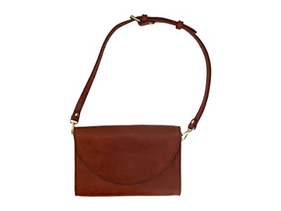 Nisolo Cleo Convertible Clutch