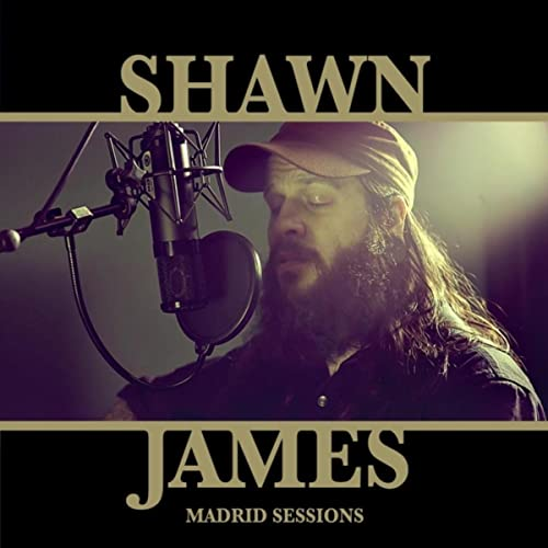 Amazon.com: The Madrid Sessions: Shawn James: MP3 Downloads