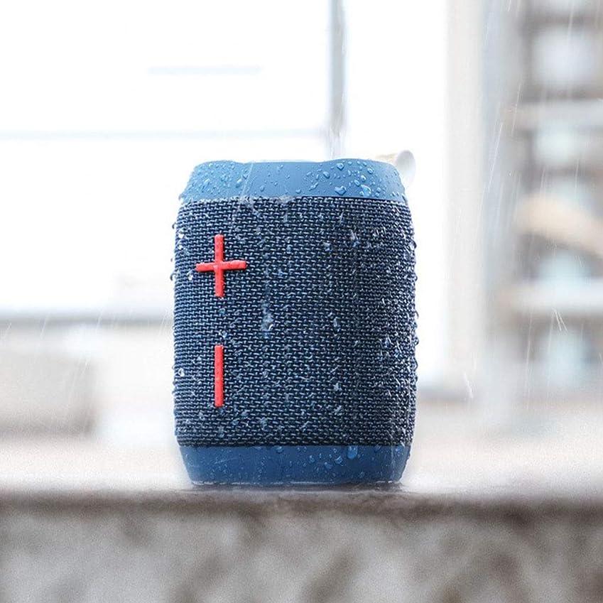 メディック歪めるマッサージJCCOZ ワイヤレスBluetoothスピーカー防水サブウーファー内蔵マイク6Dサラウンドサウンドカードカースピーカー (Color : A, Size : 3)