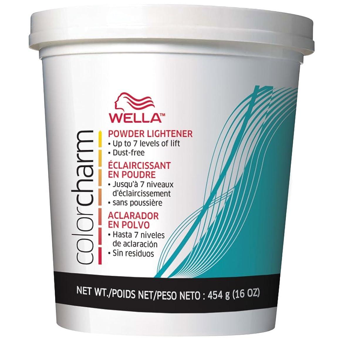 海岸忠実にマイクロフォンWella Color Charm Powder Lightener by Wella
