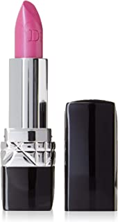Christian Dior Rouge Dior Couture Colour Voluptuous Care Lipstick for Women, No. 475 Rose Caprice, 0.12 Ounce