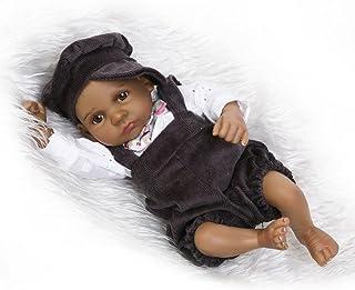 giocattolo bambolotto bambino nero