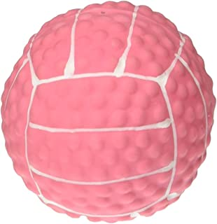 Li'l Pals Latex Ball Dog Toy Size:Pack of 6 Color:Pink