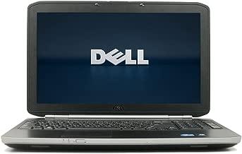 Dell Latitude E5520 Core i7 2620M 2.7GHz 8GB 320GB Intel 14.1