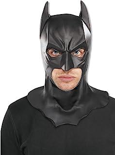 Batman The Dark Knight Rises Full Batman Mask, Multicolor, One size