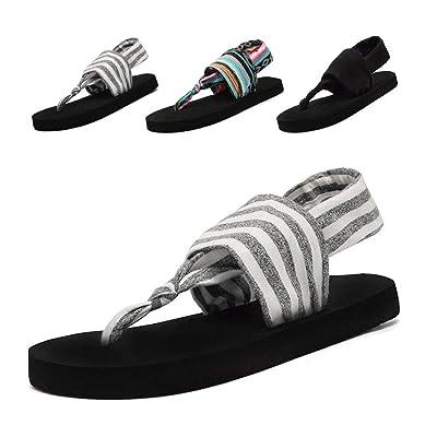 Yoga Flip Flop Casual Flats Sandals