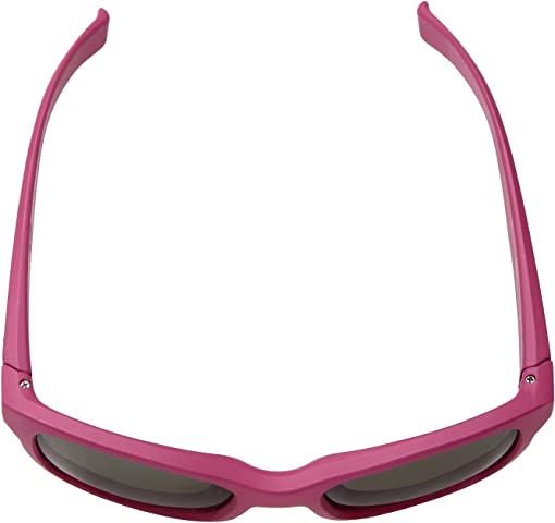 Pink Matte Frame with Spectron 3 Lenses