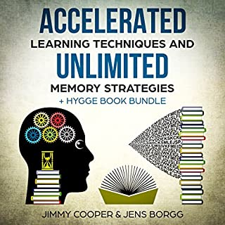 Accelerated Learning Techniques and Unlimited Memory Strategies + Hygge Book Bundle cover art