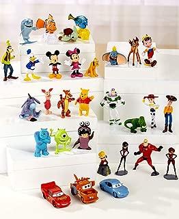 The Lakeside Collection 30-Pc. Disney Figurine Set