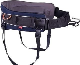 Cinturón de Trekking para Perros, Azul, pequeño, de la Marca Non-Stop