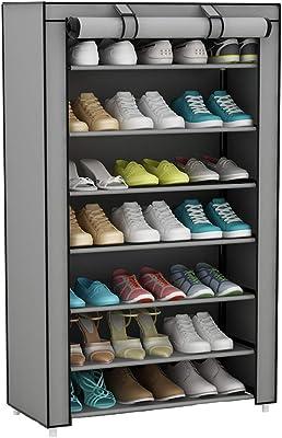 UDEAR Armario para Zapatos de Tela Shoes Rack Zapato del ...
