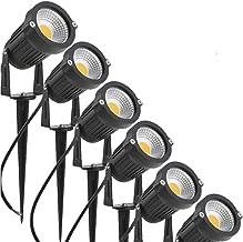 ZUMURCH® 5W LED Landscape Lights 12V 24V Outdoor Spotlight Led Pathway Lights Low Voltage Landscape Lighting Waterproof fo...