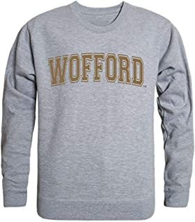 Wofford College Game Day Crewneck Pullover Sweatshirt Sweater