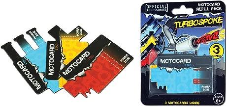 Turbospoke Motocards