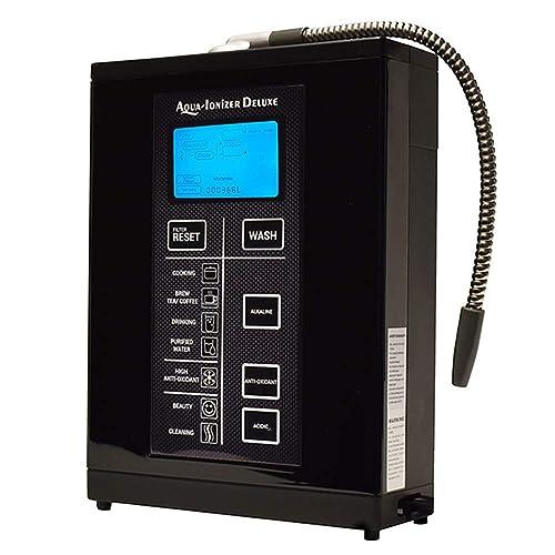 Aqua Ionizer Deluxe 9.5 Aqua-Ionizer Pro Alkaline Water Ionizer Machine