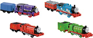 Fisher-Price Trackmaster Thomas & Friends Engine 4-Pack