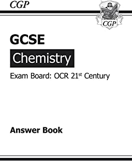 GCSE Chemistry OCR 21st Century Answers (for Workbook) (A*-G course)