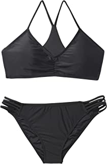 d9c1683b0bf4d1 Amazon.com: swimsuits for women - Sets / Bikinis: Clothing, Shoes ...