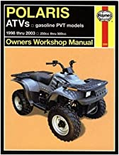 Haynes Repair Manual for 01-06 Polaris SPORTS500H