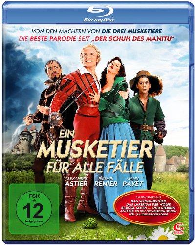 Ein Musketier für alle Fälle [Blu-ray]