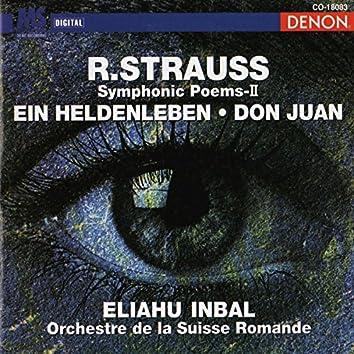 Richard Strauss: Symphonic Poems – II