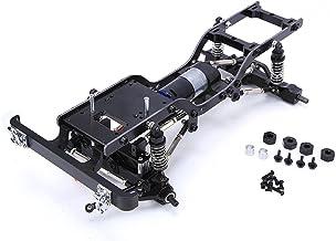 Prachtige Uiterlijk 2 Kleuren Rc Car Frame Car Frame Kit voor 1/12 Klimmen Auto Prachtige Vervanging voor Oude of Brak een