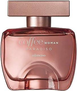 Coffee Woman Paradiso Desodorante Colônia 100 ml