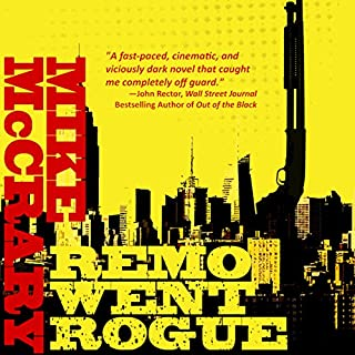 Remo Went Rogue audiobook cover art