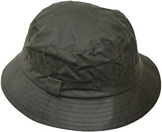 Men's Wax Bush Bucket Fishing Country Hat