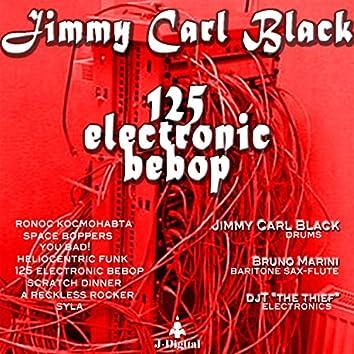 125 Electronic bebop
