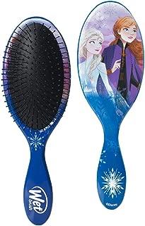Wet Brush Disney Frozen 2 Original Detangler Hair Brush, Anna & Elsa