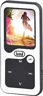 Trevi MPV 1780 MP3 Player mit 8GB micro SD Karte Bluetooth Video Wiedergabe und Schrittzähler