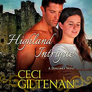 Highland Intrigue     Duncurra, Book 3              By:                                                                                                                                 Ceci Giltenan                               Narrated by:                                                                                                                                 Paul Woodson                      Length: 10 hrs and 16 mins     145 ratings     Overall 4.4