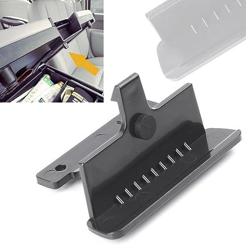 2021 Mallofusa high quality Center Console Armrest Lid Latch Lock Compatible for Chevrolet Silverado 1500 2500 3500 GMC Sierra 1500 2500 outlet sale 3500 GMC Yukon/XL online sale